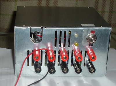 Completed power supply